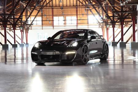 TECHART Carbon Kit for the TECHART GrandGT based on Porsche Panamera