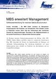 [PDF] Pressemitteilung: MBS erweitert Management