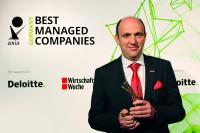 Kögel remporte le prix Axia Best Managed Companies Award