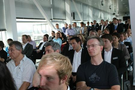 Volle Hallen beim Infinigate IT Security Day in München