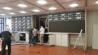 Videowalls von Delta bei der Hannover Rück