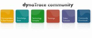 dynaTrace startet Community Portal