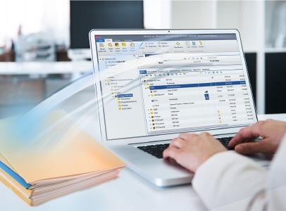 Die neue Version 8.7 der PDLM-Lösung PRO.FILE . Quelle: PROCAD GmbH & Co. KG