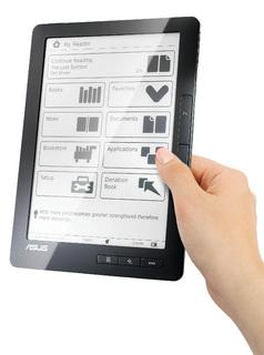 Green ASUS / Highlights: Die vierte Eee PC(TM) Generation und E-Reader