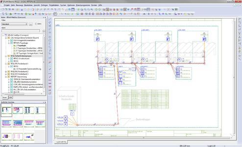 Eplan FieldSys: Feldverkabelung maßstabsgerecht planen, automatisch routen und umfassend dokumentieren