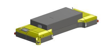 Plattformwagen Caesar PH-0,8 für die Automobilindustrie / Quelle: MLR Gruppe