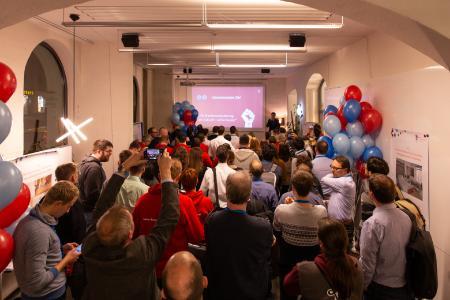 Veranstaltungsauftakt am 24. Januar im BASISLAGER Coworking-Space Leipzig