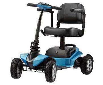 listo – der Mini-Scooter für unterwegs
