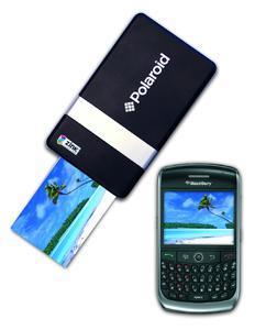 Fotos drucken direkt vom BlackBerry-Smartphone