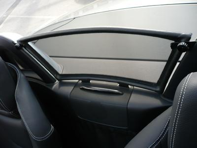 mercedes slk r172 convertible windbreak windeflector new. Black Bedroom Furniture Sets. Home Design Ideas