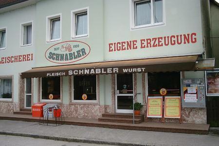 Fleischerei Schnabler - Aussenaufnahme