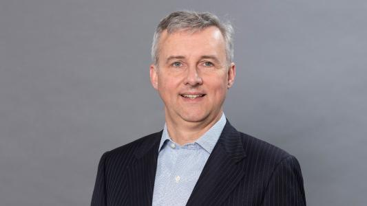 Dr. Patrick Vink  Biognosys' Newly Appointed Chairman of the Board of Directors