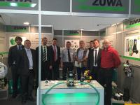 A complete successful IFAT 2016 for the ZUWA-Zumpe GmbH