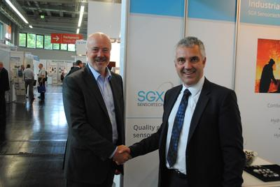 SGX gas sensors: Pewatron and SGX sign a European distribution agreement