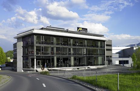 Hauptsitz der MONTALPINA AG in Kriens / Luzern