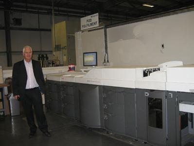 Clays Announces Significant Investment in Kodak Digital Inkjet Printing Technology