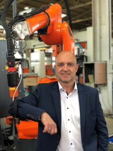 Stephan Pittner will become the new CTO at CLOOS on 1 May 2021