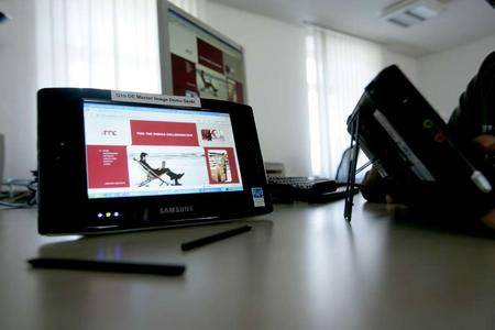 Das echte, integrierte Mobile Office