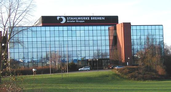 Stahlwerke Bremen: Verwaltungsgebäude
