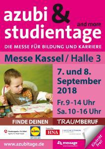 Azubitage Kassel 2018 Plakat
