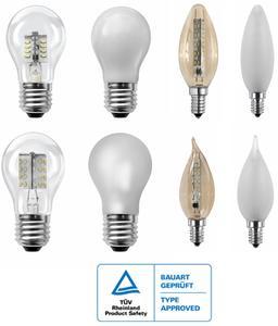 Die Zukunft Des Lichts Mit TÜV Logo