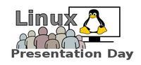logo: Linux Presentation Day