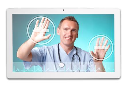 Canvys Medical True Flat Panel PC