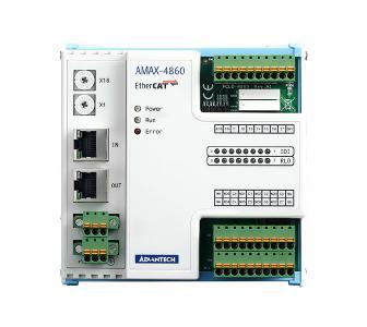 AMAX-4800 EtherCAT Slave I/O Module
