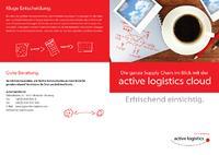 Die active logtistics-Cloud