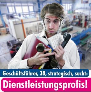 Chemnitz 2020 - Dienstleistungsmarkt für die Wirtschaft