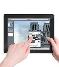 Mit der SMART Notebook(TM) App für das iPad kommt die Software zu den Schülern