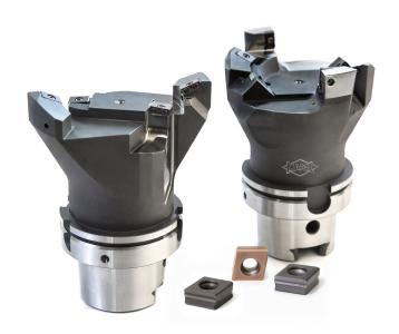 """MAPAL stellt eine neue Schneidstoffserie für ISO-Wendeschneidplatten sowie """"press-to-size"""" Schneiden zum Aufbohren von Stahl, rostfreiem Stahl und hitzebeständigem Stahlguss, wie er beispielsweise bei Turboladern zum Einsatz kommt, vor"""