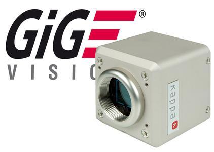 Kappa new vision camera, Zelos-02150