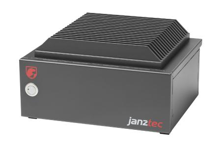 FALCON passive 2 mit Konduktionskühlung neues Highlight der Mini-ITX Serie von Janz Tec