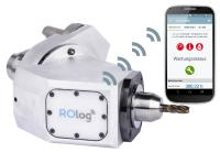 Dank intelligenter Sensorik von ASPION liefern ROMAI Getriebe jetzt Live-Betriebsdaten zur dauerhaften Überwachung und vorbeugender Instandhaltung.