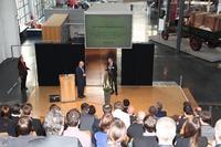 Vortrag von Prof. Schellnhuber