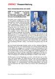 [PDF] Pressemitteilung:  Neue Sitzventilbaureihen von GEMÜ