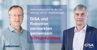 Zwei der deutschlandweit größten IT-Dienstleister für die Energiewirtschaft, GISA aus Halle und Robotron Datenbank-Software aus Dresden, vermarkten gemeinsam eine Kommunikations- und Serviceplattform, die Stadtwerken einen schnellen Einstieg in IoT-Geschäftsmodelle ermöglicht