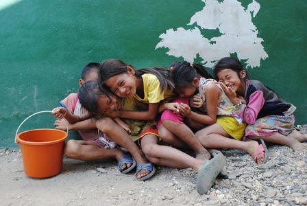 """Piepenbrock Clean Water"" soll acht Dörfern in Laos den Zugang zu lebensnotwendigem Wasser ermöglichen. (Bild: Piepenbrock/Plan International Deutschland)"