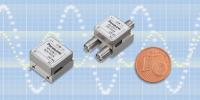 Coaxial switch in compact format!