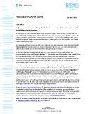 Pressemitteilung Nr. 28, Pilkington Deutschland AG, 29. Juni 2021