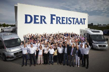 Das Freistaat Team ist bekannt für seine persönliche und intensive Beratung (Foto: Freistaat Sulzemoos)