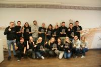 """Team novomind: Zum zwölften Mal in Folge Preisträger bei """"Hamburgs beste Arbeitgeber"""" - das ist top in der Hall of Fame des Unternehmens-Wettbewerbs"""