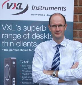 Ian Cope, Marketing Manager VXL Instruments (www.vxl.net)