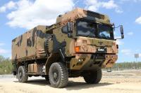 Rheinmetall HX Truck