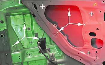 MONO3D bietet eine zuverlässige und höchstwirtschaftliche Lösung zur exakten Positionserkennung im dreidimensionalen Raum
