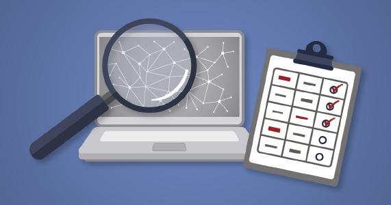 Wichtige Grundlage für Datenschutz und IT-Sicherheit: Eine lückenlose IT-Dokumentation. Mit der entsprechenden Software geht es einfach und schnell. Quelle: m2solutions, Nutzung honorarfrei