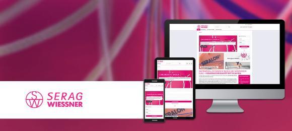 Der neue Serag-Wiessner Onlineshop