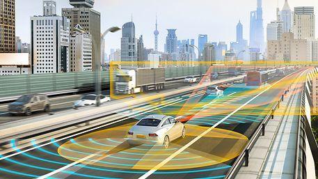 Der Cruising Chauffeur gibt Fahrzeugen die Fähigkeit, auf Autobahnen die Fahraufgabe entsprechend den nationalen Verkehrsregeln komplett zu übernehmen. © Continental AG