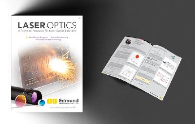 New Laser Optics Catalog and Technical Resource Guide from Edmund Optics